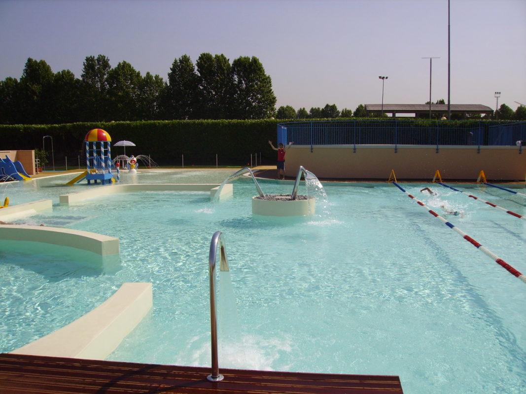 piscina di parabiago laguna esterna nord piscine