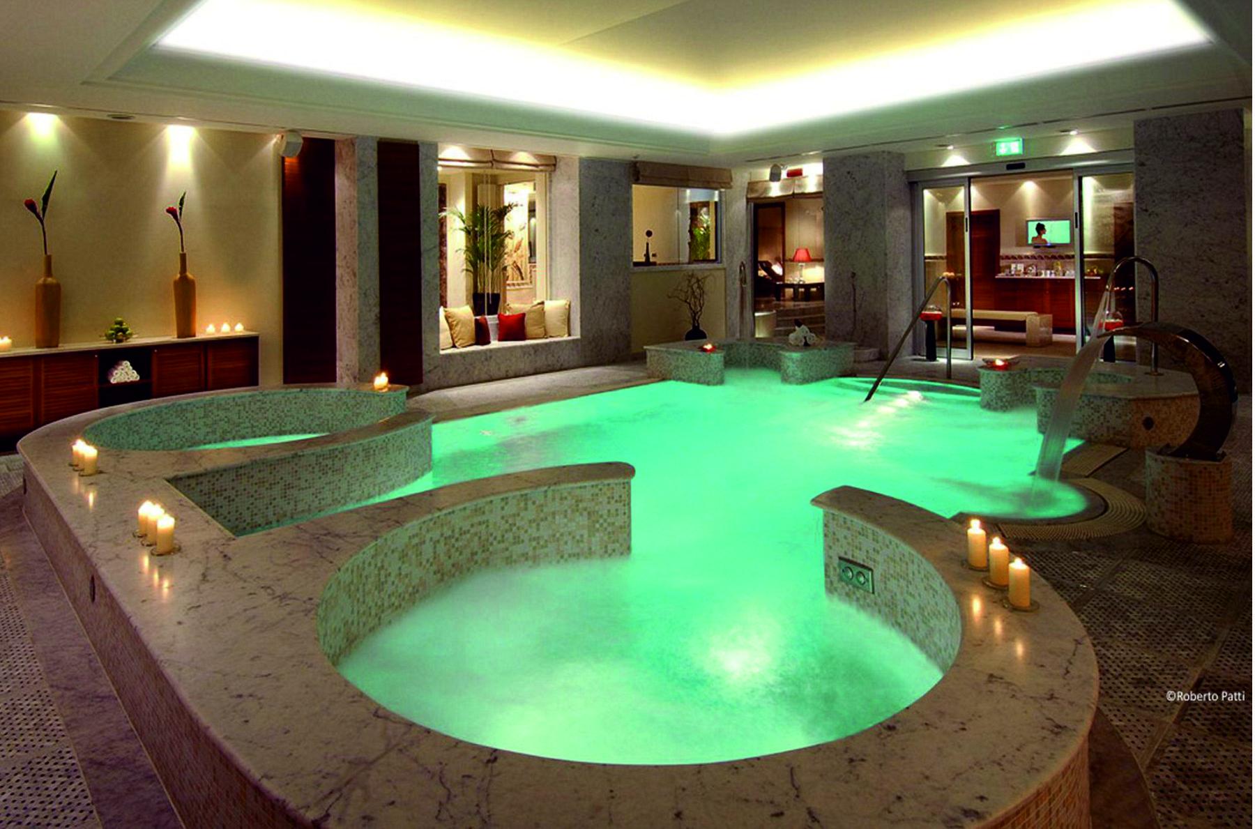 Bagno Turco Piemonte.Hotel Principi Di Piemonte Nord Piscine
